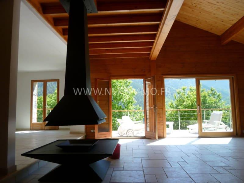 Verkauf haus Saint-martin-vésubie 580000€ - Fotografie 3