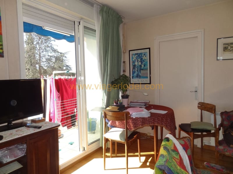 Life annuity apartment Montpellier 45 000€ - Picture 2