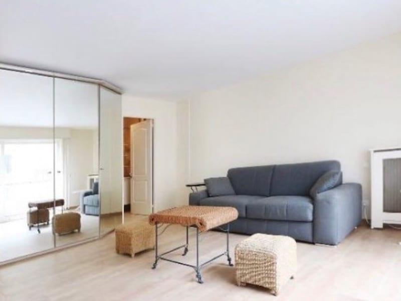 Rental apartment Paris 17ème 1280€ CC - Picture 2