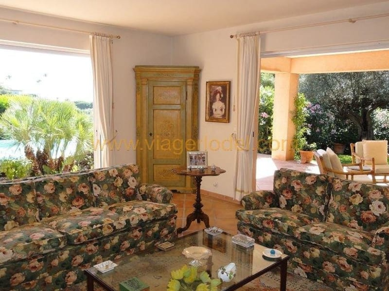 Verkauf auf rentenbasis haus Sainte-maxime 1005000€ - Fotografie 5