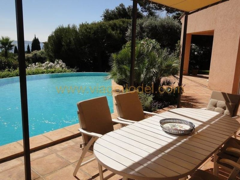 Life annuity house / villa Sainte-maxime 1005000€ - Picture 17