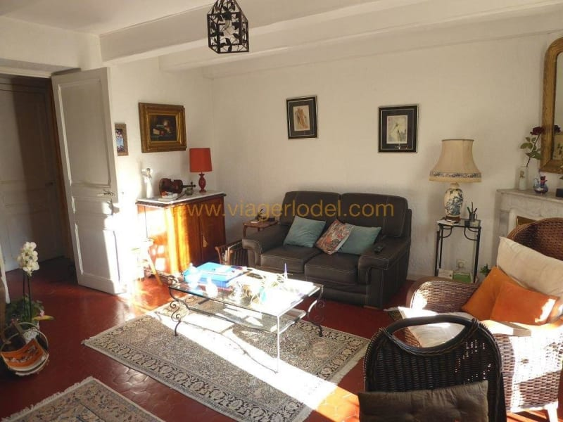 Life annuity apartment Cannes 55 000€ - Picture 1