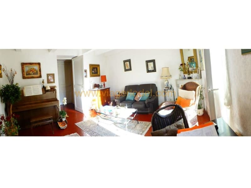 Life annuity apartment Cannes 55 000€ - Picture 2