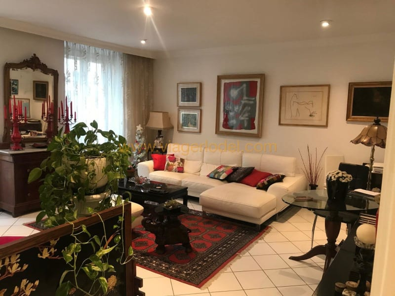 Life annuity apartment Nice 98500€ - Picture 2