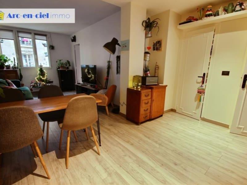 Vente appartement Paris 18ème 572000€ - Photo 2
