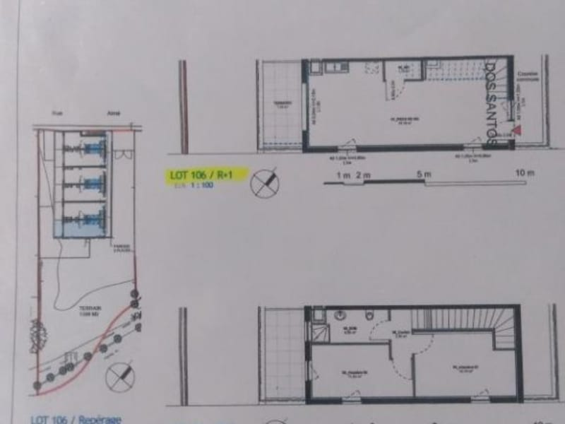 Vente appartement Pont de cheruy 184000€ - Photo 2