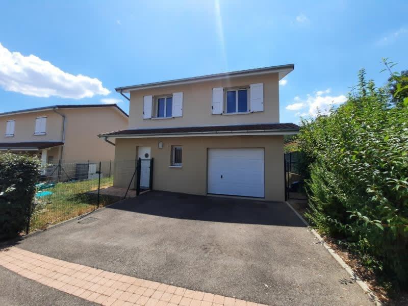 Vente maison / villa Charvieu chavagneux 310000€ - Photo 1