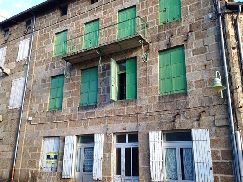 Sale building St agreve 41500€ - Picture 1