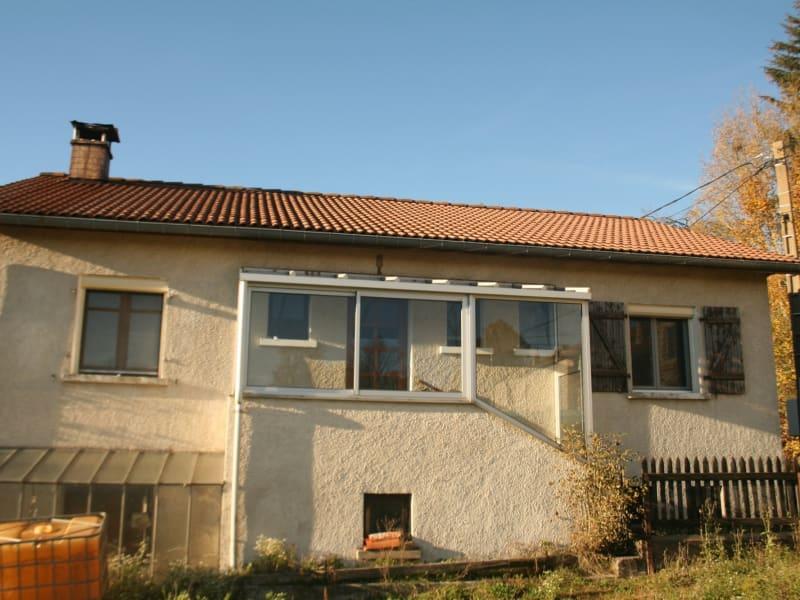 Vente maison / villa Presailles 124000€ - Photo 1