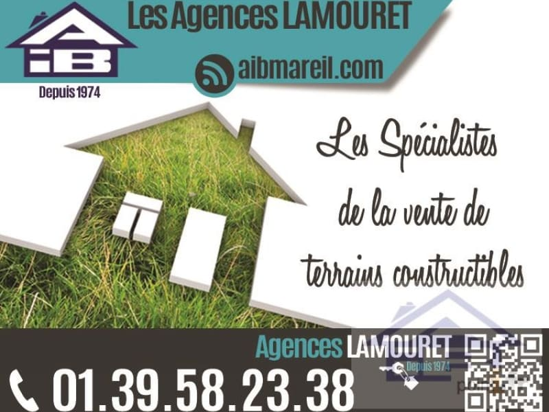 Sale site Chambourcy 414 000€ - Picture 1