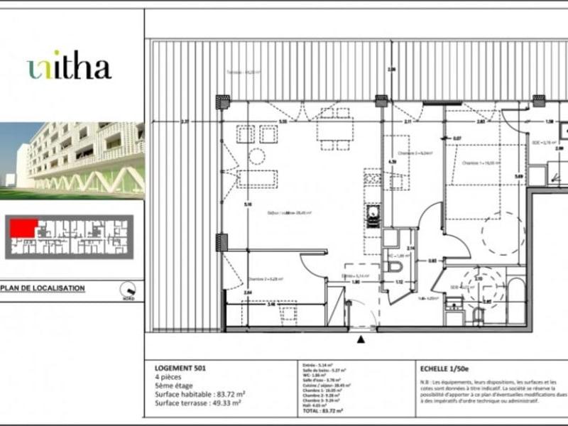 Neue wohnung mietshaus Illkirch graffenstaden  - Fotografie 3