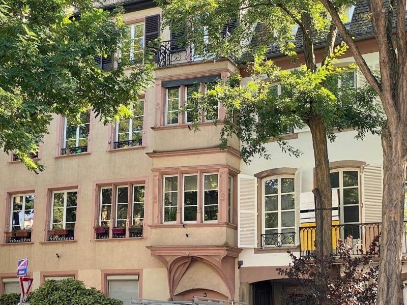 Rental apartment Strasbourg 795€ CC - Picture 2