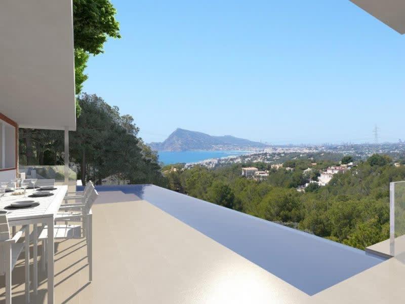 Deluxe sale house / villa Altea province d?alicante 1590000€ - Picture 5