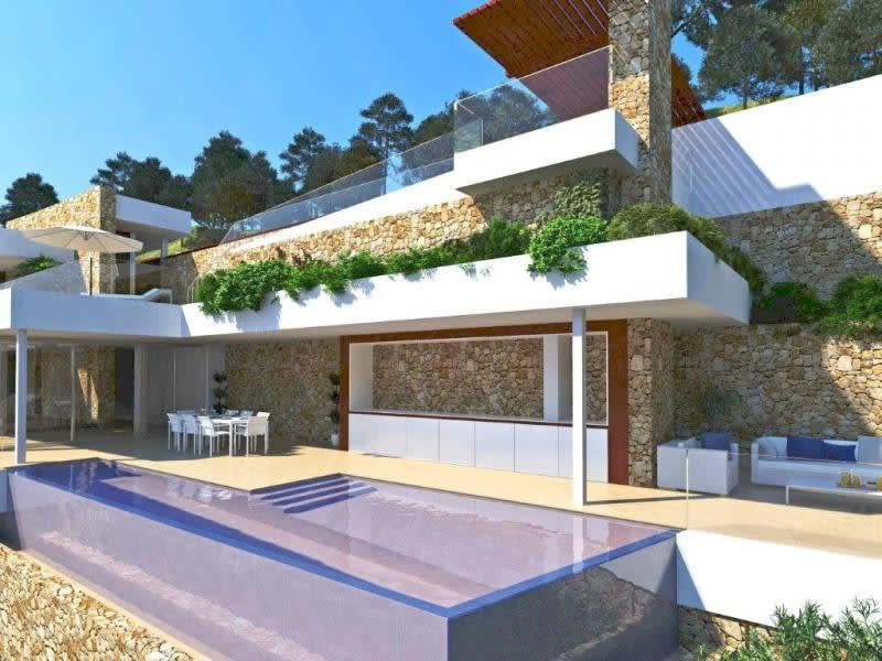 Deluxe sale house / villa Altea province d?alicante 1590000€ - Picture 7