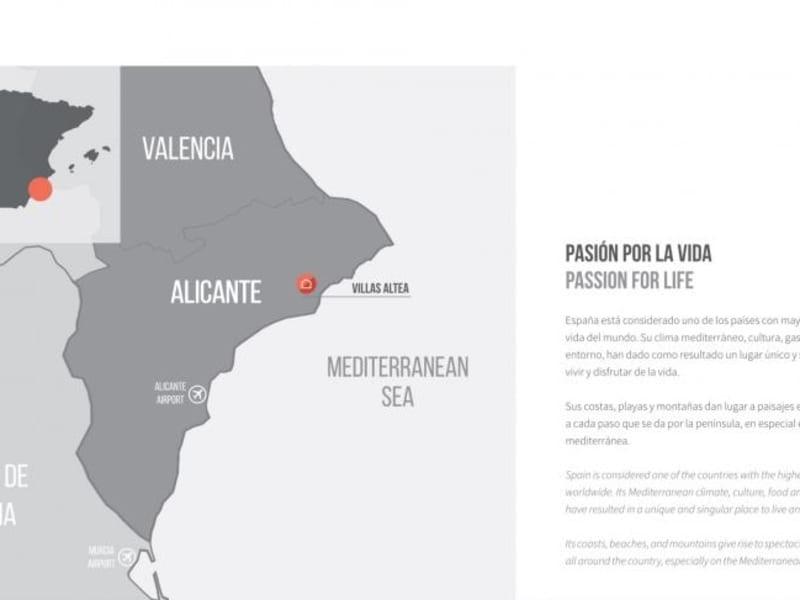 Deluxe sale house / villa Altea province d?alicante 1590000€ - Picture 9