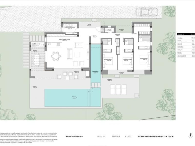 Deluxe sale house / villa Javea 599000€ - Picture 7