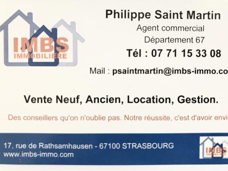 Commercial property sale shop Strasbourg 110000€ - Picture 4