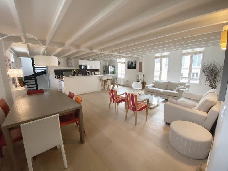 Deluxe sale apartment Versailles 1 545 000€ - Picture 1