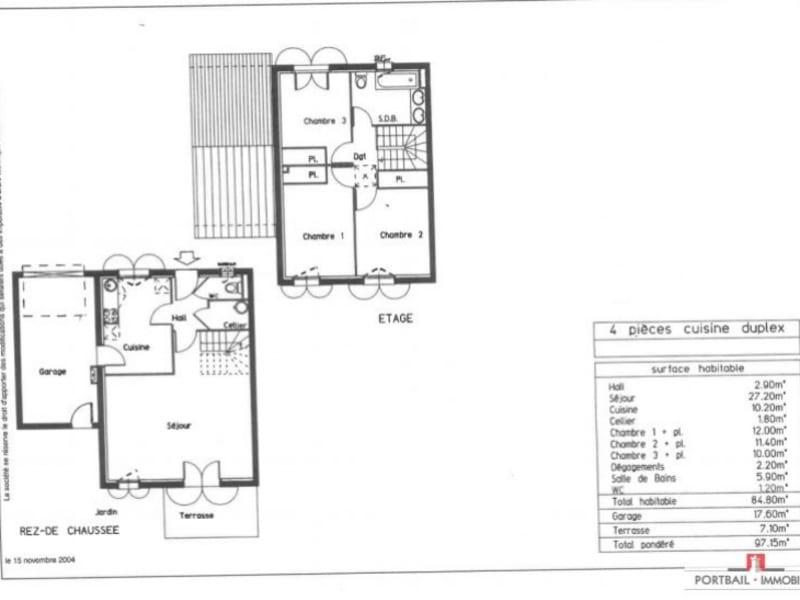 Sale house / villa Blaye 112500€ - Picture 5