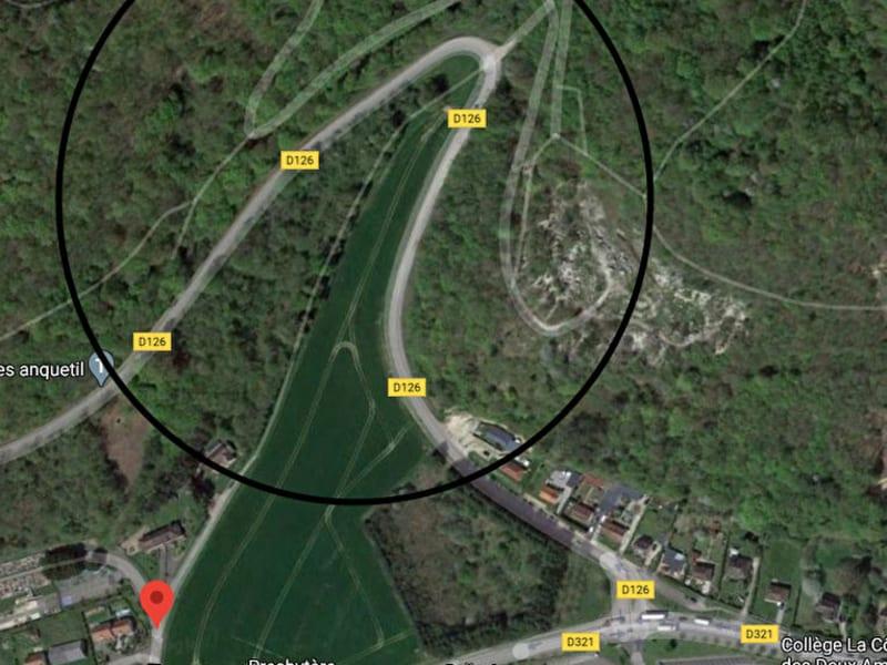 Vente terrain Romilly sur andelle 24500€ - Photo 2