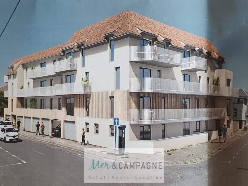 Sale apartment Fort mahon plage 190 000€ - Picture 1