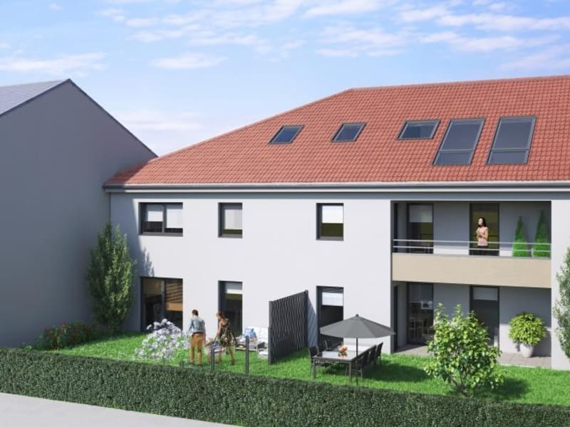 Vente appartement Thionville 164900€ - Photo 2