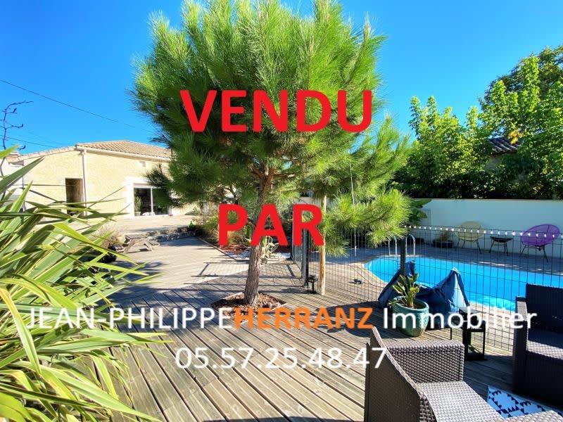 Sale house / villa St magne de castillon 181000€ - Picture 1
