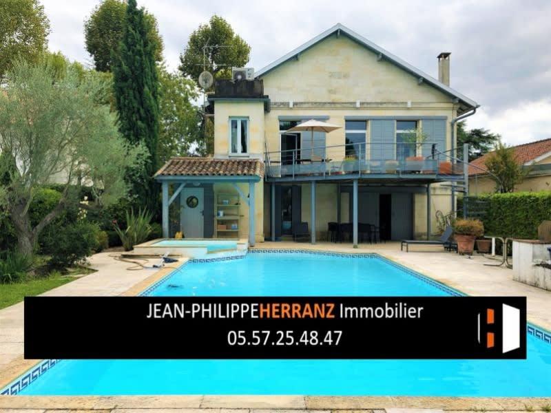 Vente maison / villa Libourne 640000€ - Photo 1