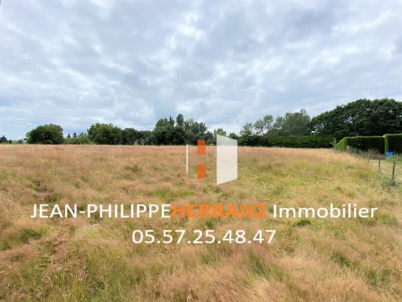 Vente terrain Saint martin du bois 88 000€ - Photo 1