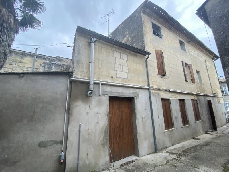 Sale building Lussac 98000€ - Picture 3
