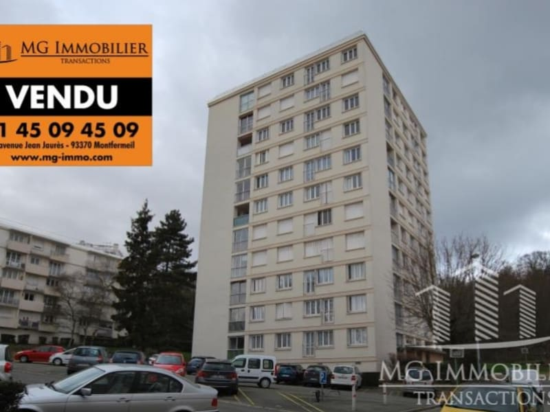 Vente appartement Gagny 143 000€ - Photo 1