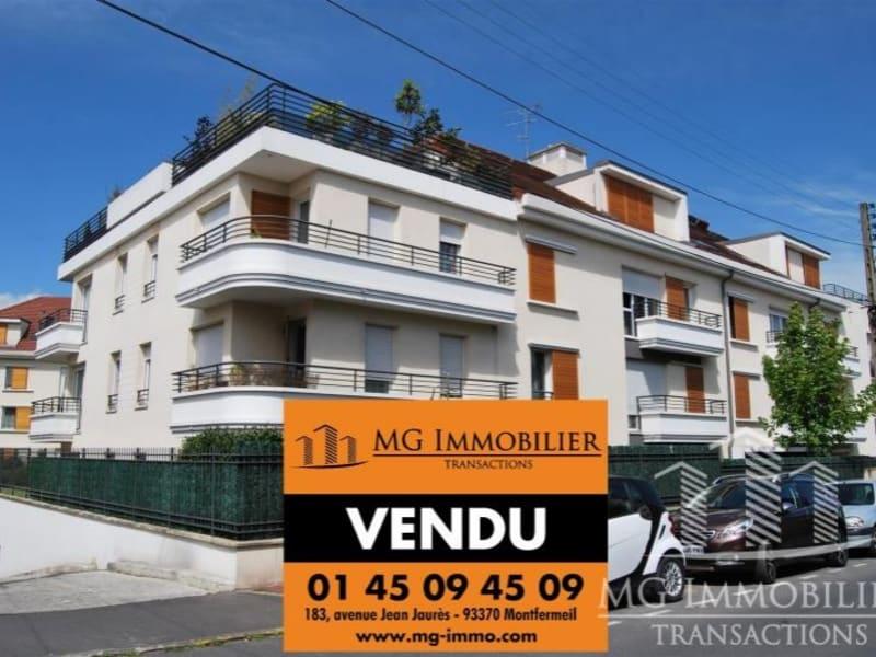 Vente appartement Montfermeil 148000€ - Photo 1