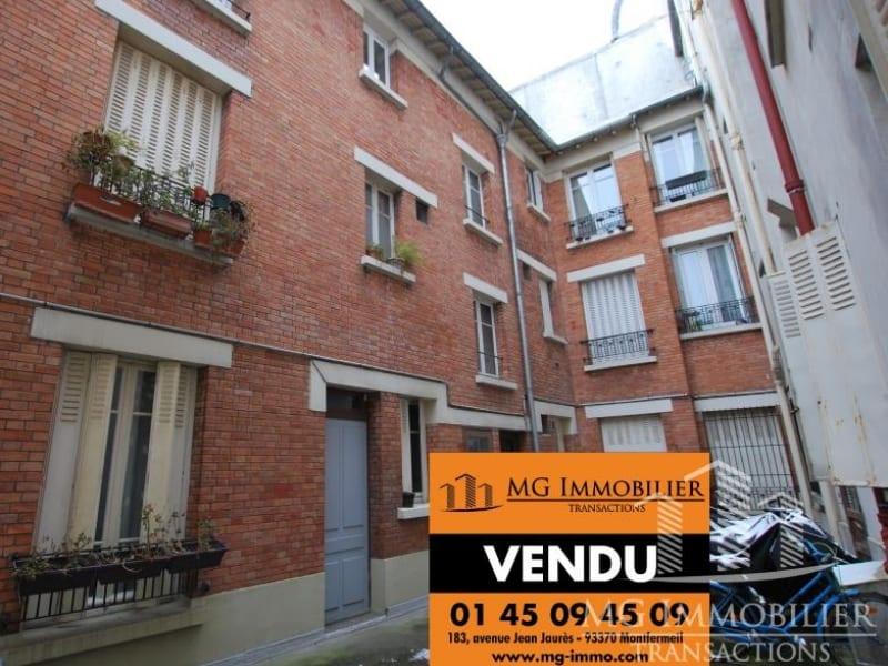 Sale apartment Montreuil 128000€ - Picture 1