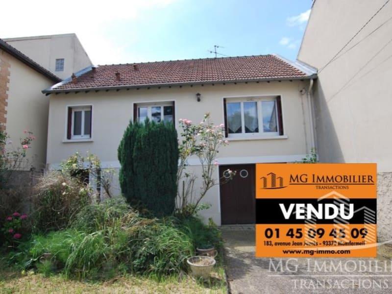 Vente maison / villa Montfermeil 257000€ - Photo 1