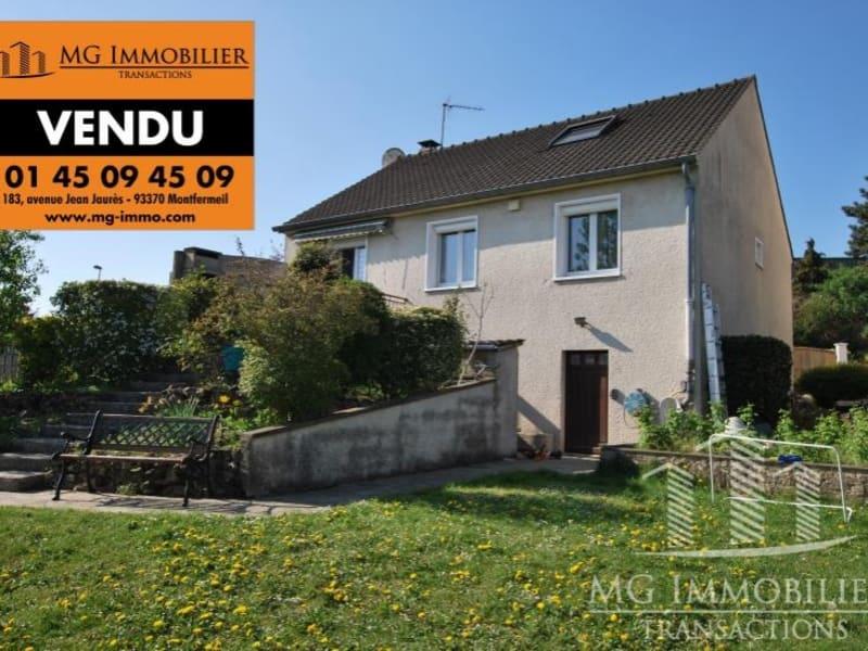 Sale house / villa Montfermeil 305000€ - Picture 1