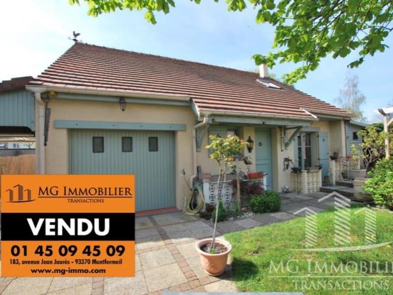 Sale house / villa Montfermeil 319000€ - Picture 1