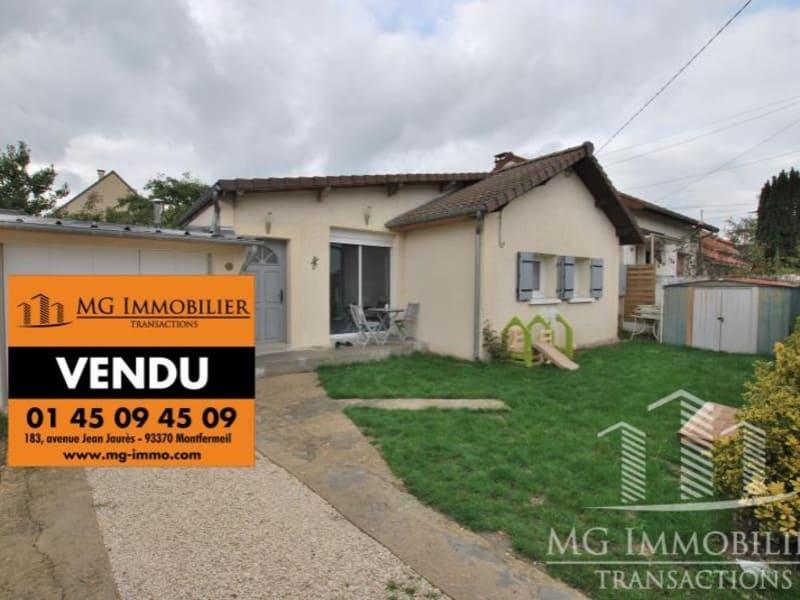 Vente maison / villa Montfermeil 220000€ - Photo 1