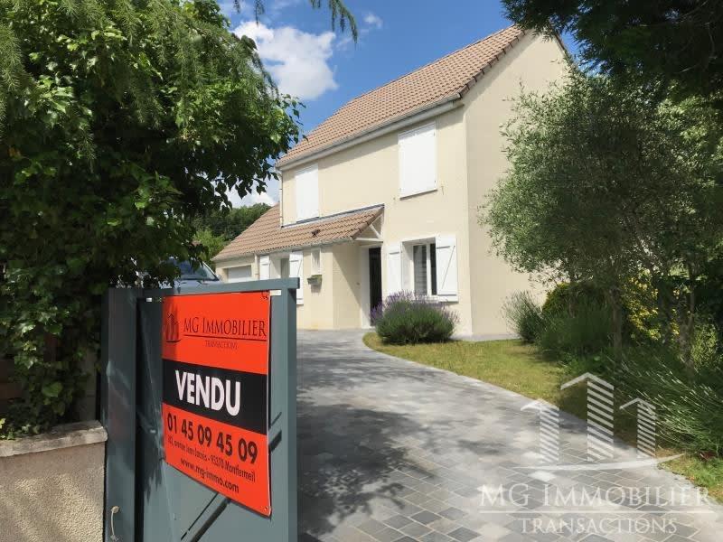 Sale house / villa Montfermeil 348000€ - Picture 1
