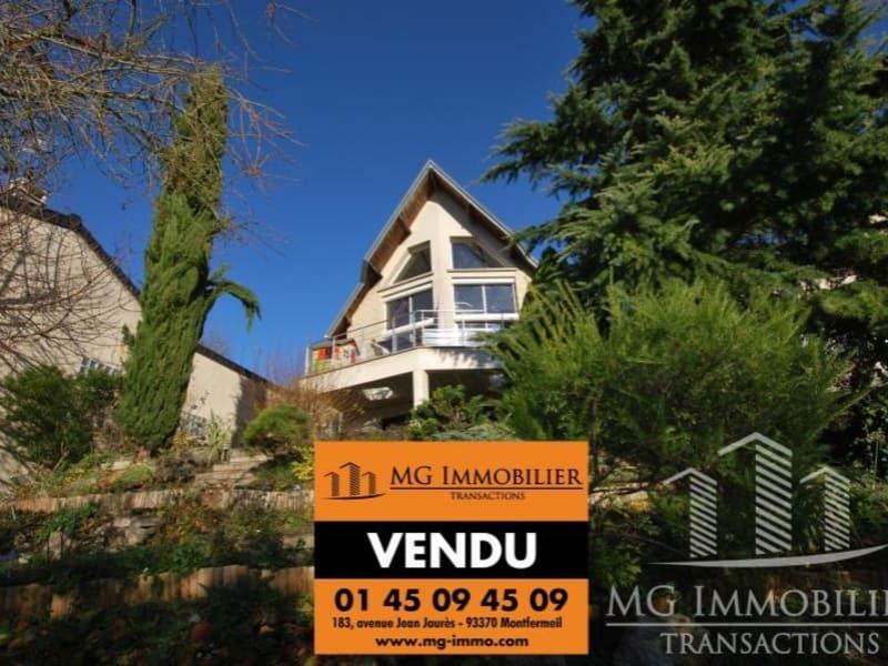 Vente de prestige maison / villa Montfermeil 352000€ - Photo 1
