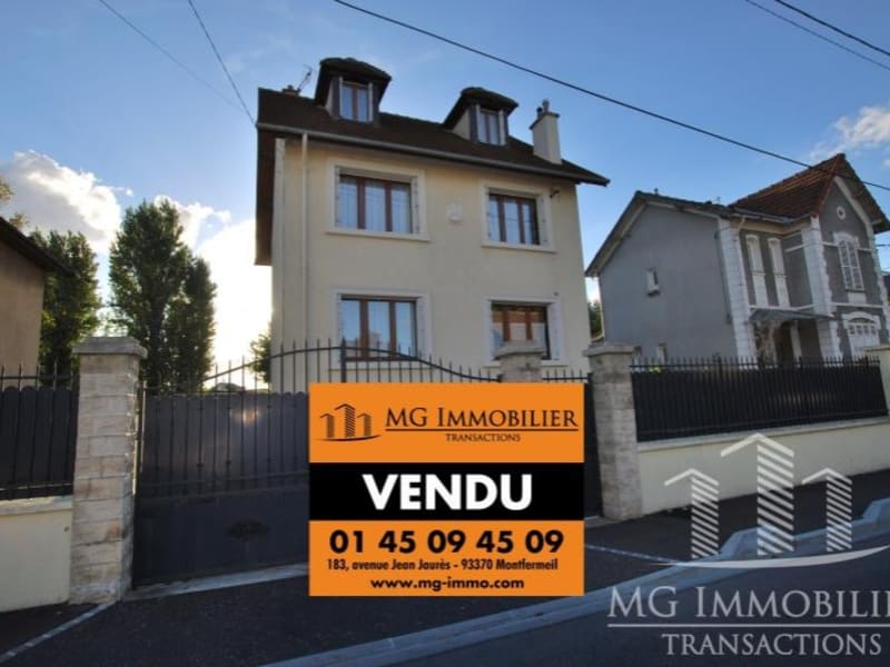 Sale house / villa Montfermeil 312000€ - Picture 1