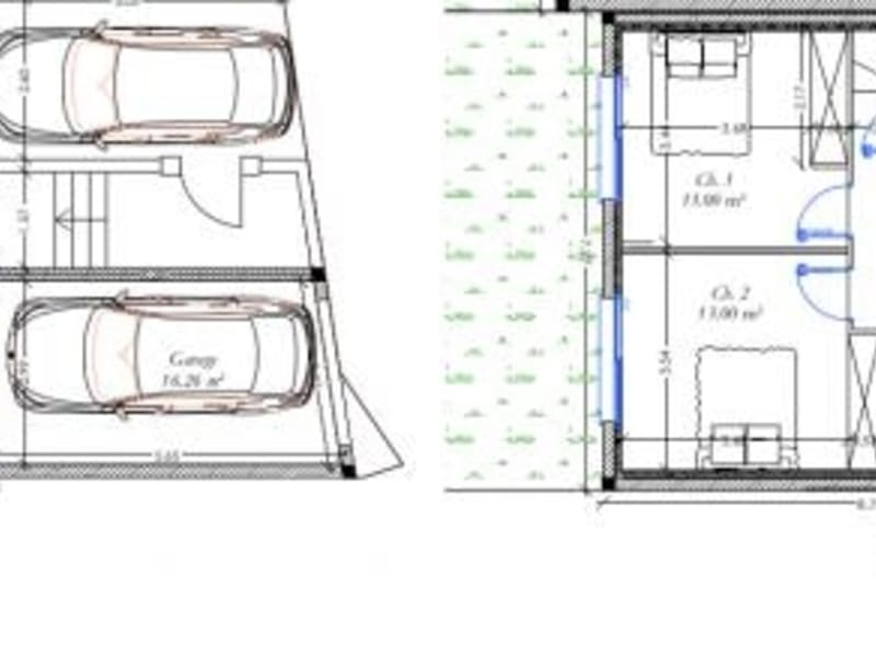 Sale house / villa Les angles 295000€ - Picture 2