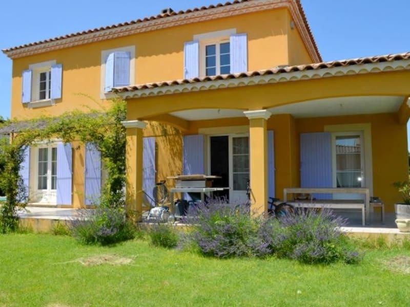 Sale house / villa Le thor 399000€ - Picture 1