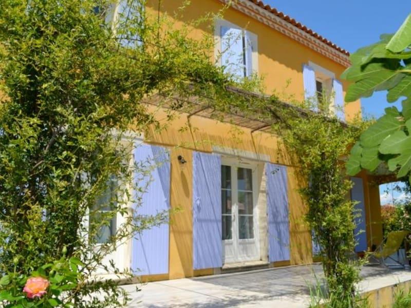 Sale house / villa Le thor 399000€ - Picture 4