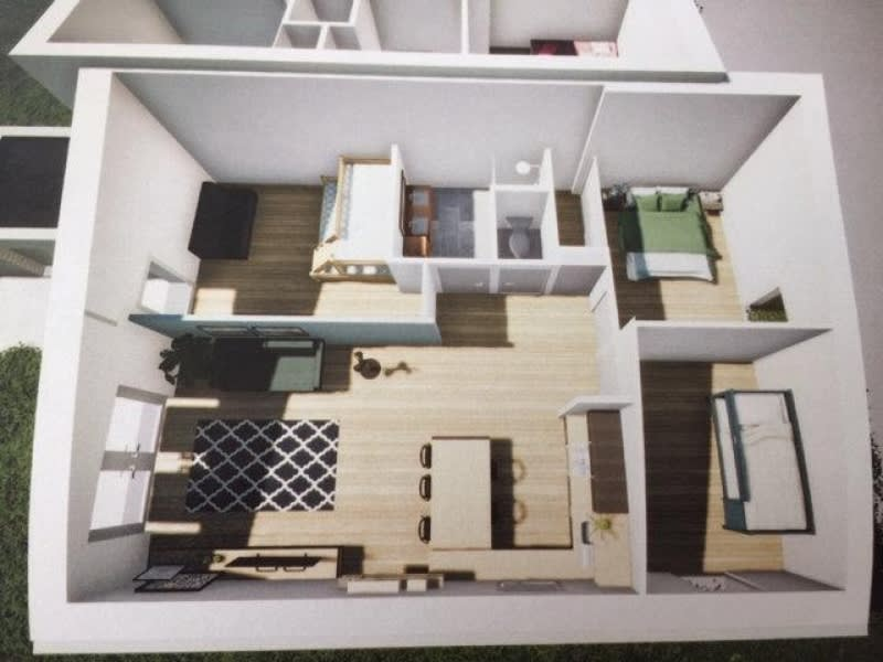 Vente maison / villa La tranche sur mer 185000€ - Photo 5
