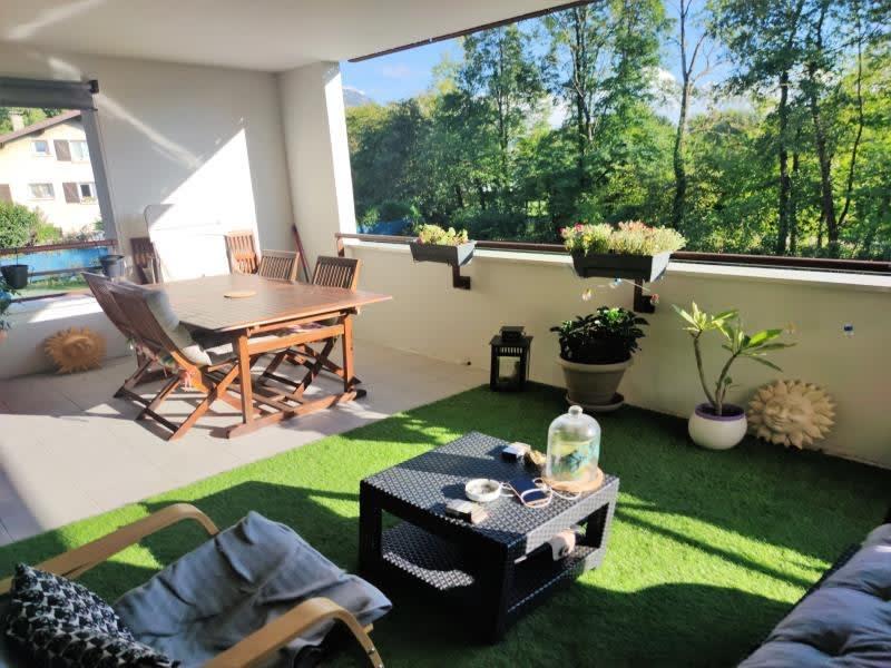 Vente appartement La ravoire 289000€ - Photo 1