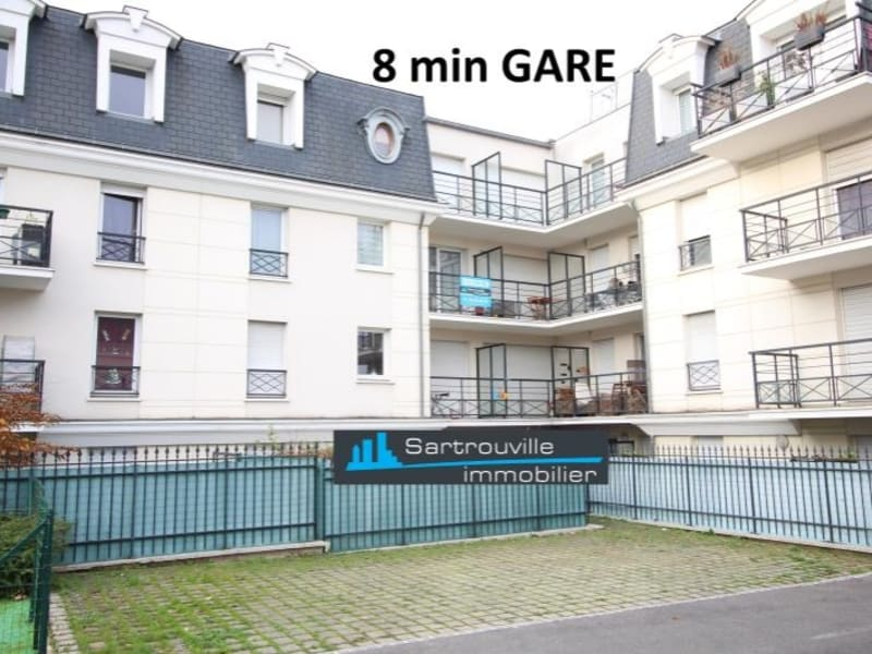 Vente appartement Sartrouville 245 000€ - Photo 1