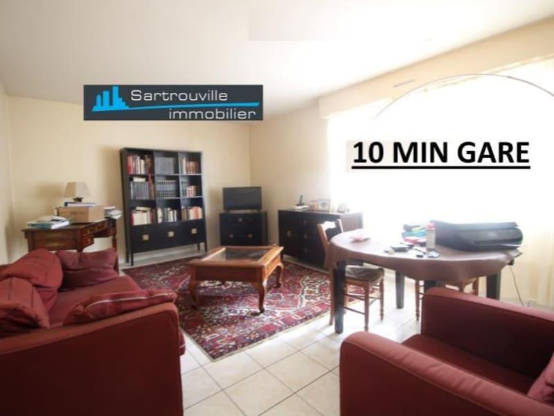 Sale apartment Sartrouville 229000€ - Picture 1