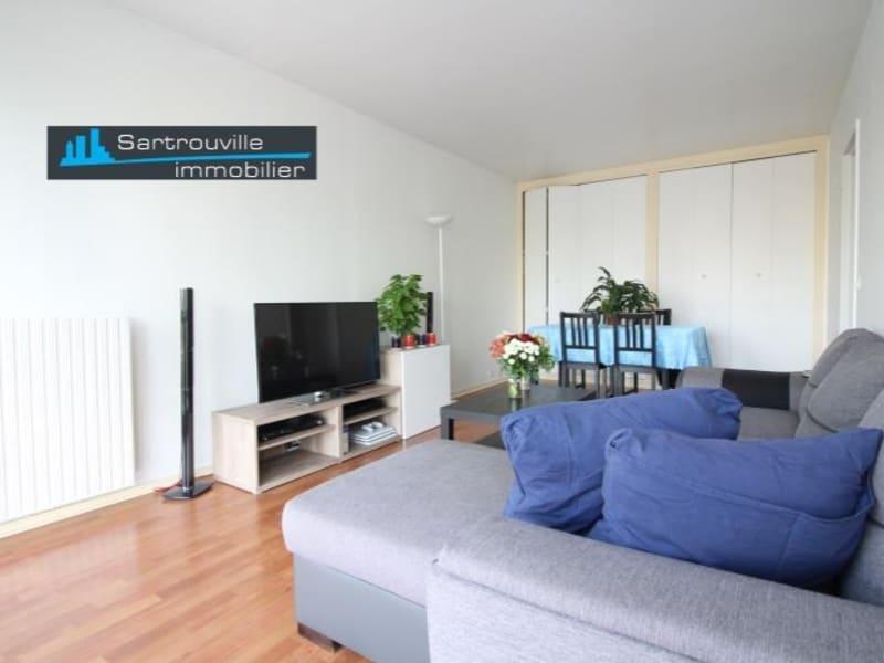 Verkauf wohnung Sartrouville 173000€ - Fotografie 1