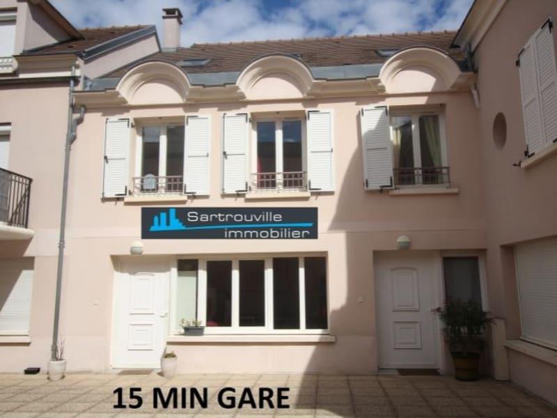 Sale house / villa Sartrouville 435000€ - Picture 1