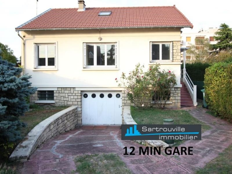 Sale house / villa Sartrouville 570 000€ - Picture 1